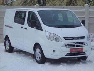Ford Transit Custom 2,0 TDCi 96kW L2 Trend ČR 1.maj DPF 310LWB Trend kombi nafta - 1