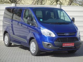 Ford Tourneo Custom 2,0 TDCi 125kW A/T 1.maj DPH DPF 6A/T 310SWB Trend kombi nafta