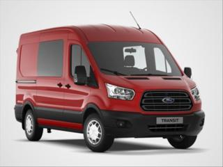 Ford Transit 2,0 Trend 350 L2  K-Van kombi nafta