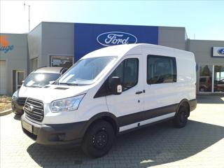 Ford Transit 2,0 mHEV  K-VAN TREND 350 L2 kombi nafta