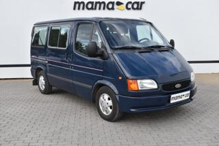 Ford Transit 2.5 TD EUROLINE WEBASTO kombi