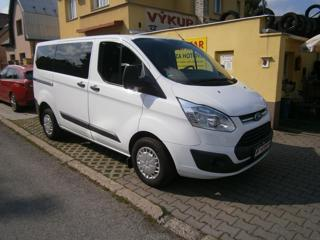 Ford Transit Custom 2.2 TDCI 92 KW 9 MÍST kombi
