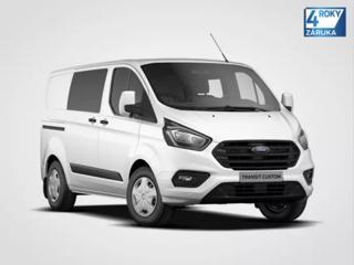 Ford Transit Custom Kombi Van L1H1 TREND 2.0 130k minibus nafta