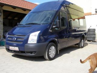 Ford Transit 2.2TDCI MAXI 9 mist mechy minibus