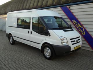 Ford Transit 2,2 TDCi 6 míst,Top KM,Klima minibus nafta