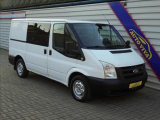 Ford Transit 2,2 TDCi 6 míst,ČR,Klimatizace minibus nafta