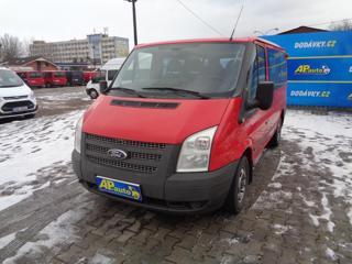 Ford Transit L1H1 9MÍST BUS 2.2TDCI SERVISKA minibus - 1