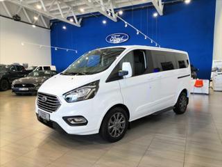 Ford Tourneo Custom 2,0 EcoBlue 96 kW  Titanium 320 L1 minibus nafta