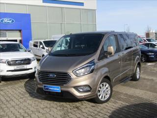 Ford Tourneo Custom 2,0 Ecoblue Titanium X minibus nafta