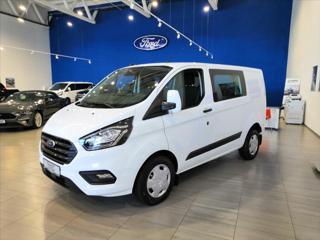 Ford Transit Custom 2,0 L1H1 2.0 EcoBlue 96 kW  Trend minibus nafta