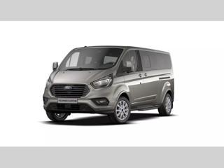 Ford Tourneo Custom 2.0 Titanium minibus nafta