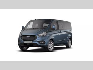 Ford Tourneo Custom L2 TITANIUM X 2.0 185k automat minibus nafta