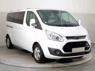 Ford Tourneo Custom 2.0 TDCI 96kW minibus nafta