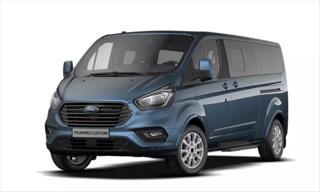 Ford Tourneo Custom 2,0 EcoBlue 96 kW  Titanium 320 L2 minibus nafta