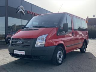 Ford Transit 2,2 TDCi 74kW 9MÍST minibus nafta