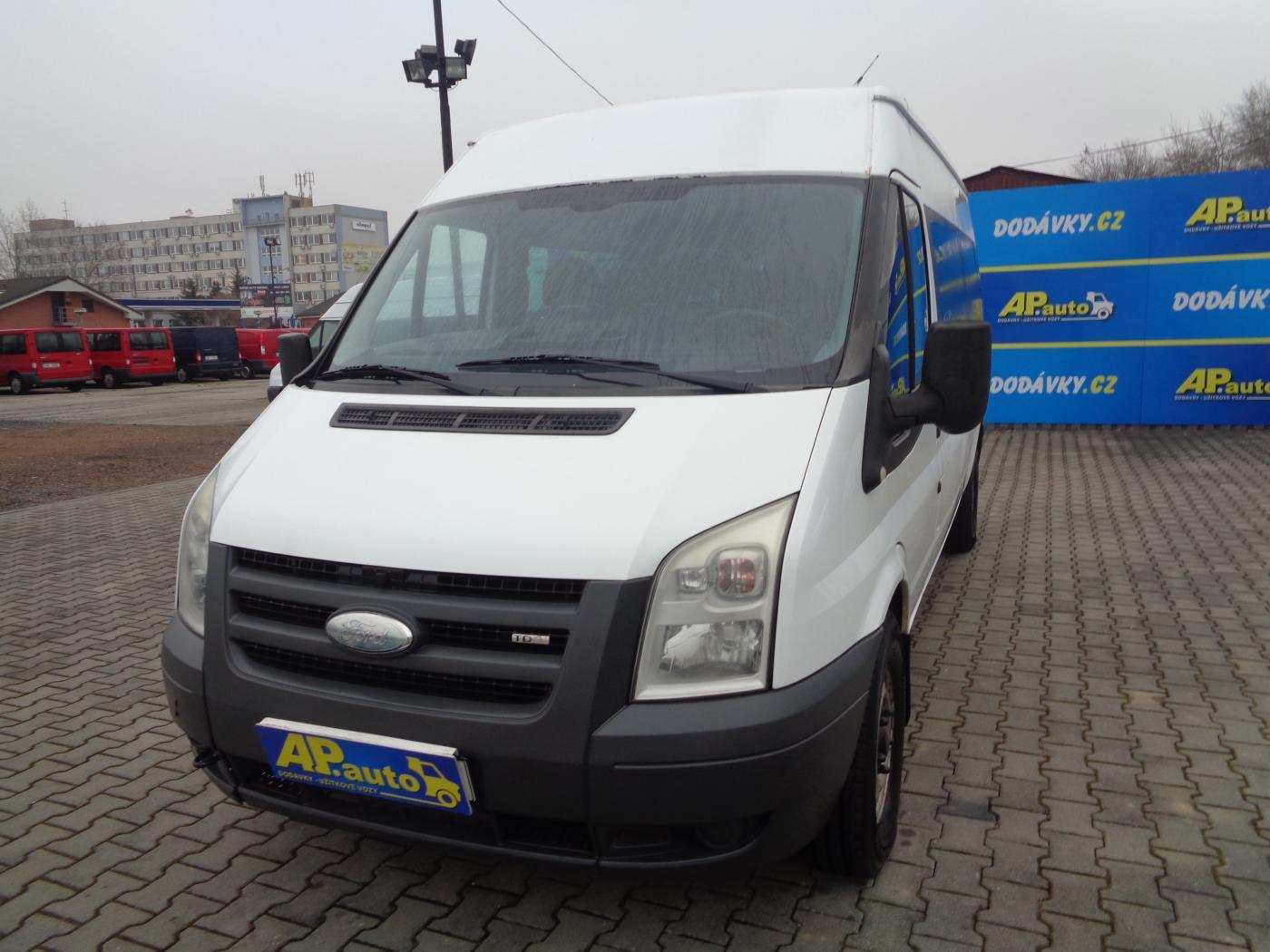 Ford Transit L3H2 2.4TDCI SERVISKA minibus
