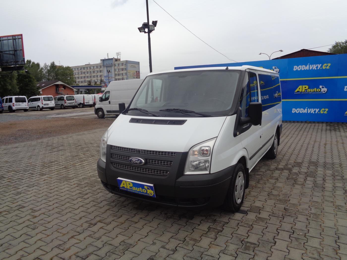Ford Transit 280S L1H1 9MÍST BUS  2.2TDCI SERVIS minibus