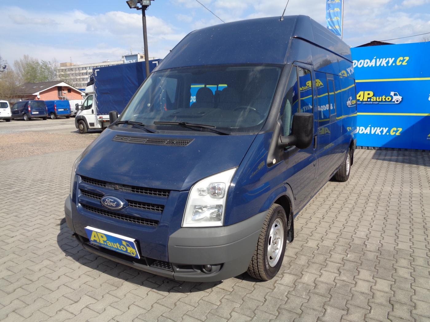 Ford Transit 300L MAXI 6MÍST KLIMA 2.2TDCI minibus