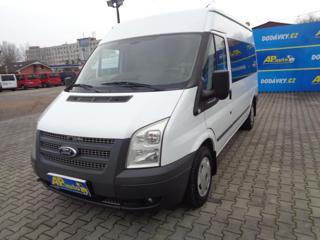 Ford Transit L2H2 9MÍST BUS 2.2TDCI KLIMA SERVIS minibus - 1
