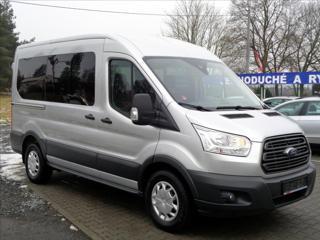 Ford Transit 2,0 350M *SERVIS* MPV nafta