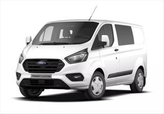 Ford Transit Custom 2,0 L1H1 2.0 EcoBlue 79 kW  Trend minibus nafta