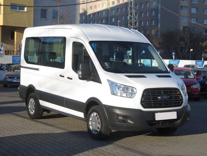 Ford Transit 2.0 EcoBlue 96kW minibus nafta