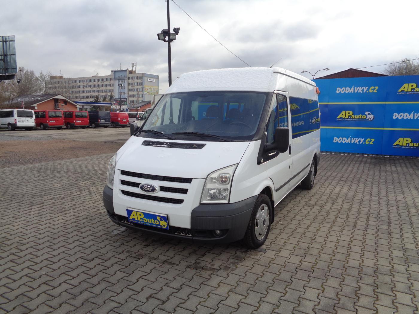 Ford Transit L2H2 2.2TDCI 8 MÍST BUS KLIMA minibus