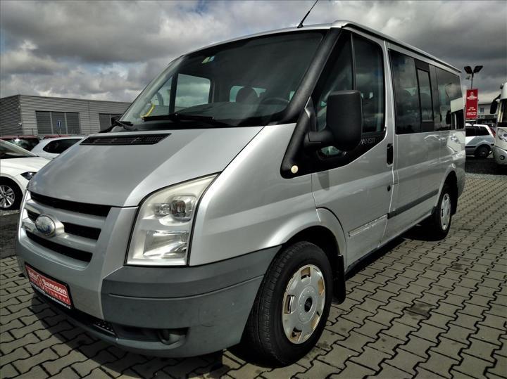 Ford Transit 2,2 TDCi 63kW 9-MÍST * KLIMA minibus nafta