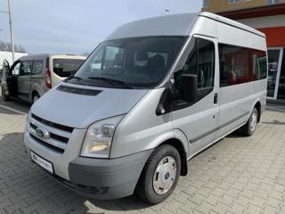 Ford Transit 85KW TEMP KLIMA L2H2 9 MIST minibus nafta