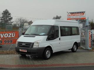 Ford Transit 280 M-9MÍST-ČR -1MAJ.VYSOKÝ minibus nafta