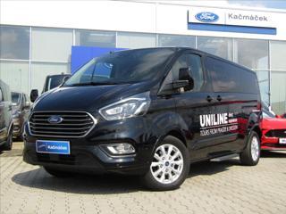 Ford Tourneo Custom 2,0 EcoBlue Titanium X L2 minibus nafta