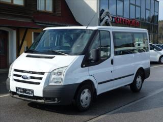Ford Transit 2,2 TDCI 9míst, Klima  Tourneo minibus nafta