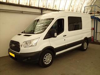 Ford Transit 2,0 TDCi L2, 7 míst,Trend,ČR minibus nafta