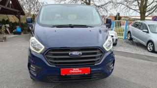 Ford Transit Custom 2,0 TDCI 6míst, DPH, Lift,Alu kola MPV