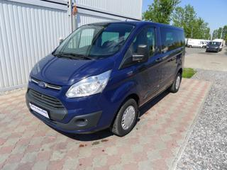 Ford Transit Custom 2,2TDCI 8míst+Klima minibus