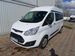 Ford Transit Custom 2,0TDCI L2H2 9míst+Klima minibus