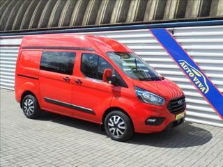 Ford Transit Custom 2,0 TDCi TREND,6Míst,Top KM,ČR minibus nafta