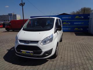 Ford Transit Custom L1H1 6 MÍST KLIMA SERVISKA minibus