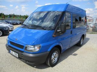 Ford Transit 2,0TDDi 63kw 9míst DPH minibus nafta