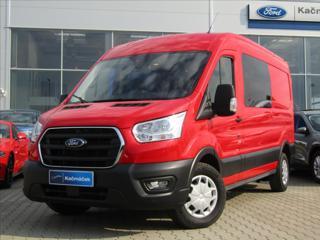Ford Transit 2,0 EcoBlue KombiVan MHEV Trend minibus nafta