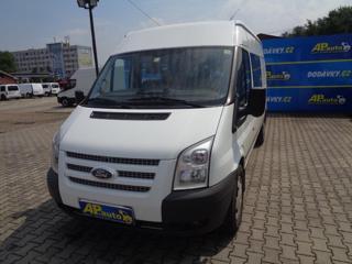 Ford Transit L3H2 2.2TDCI 6 MÍST KLIMA SERVISKA minibus