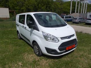 Ford Transit Custom 2,0TDCI-96kW-KLIMA-6míst MPV