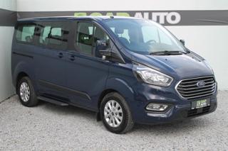 Ford Tourneo Custom 2.0TDCi,ČR,9-míst MPV