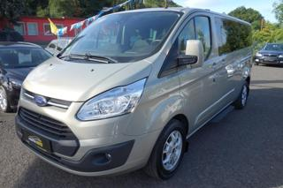 Ford Tourneo Custom 2.2 TDCi 114kW, jen 80tis km, ČR MPV
