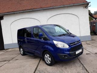 Ford Tourneo Custom 2.0TDCI 130PS KAMERA NAVIG ALU MPV nafta