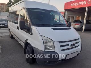 Ford Transit 2.2TDCi, ČR minibus nafta
