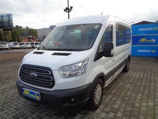 Ford Transit L3H2 2.0TDCI 9MÍST BUS KLIMA SERVIS minibus