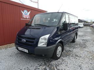 Ford Transit 2.2TDCi 85kW*1.majitel*9míst* minibus nafta