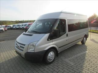Ford Transit 2,2 L3H2 9 míst 2x klima minibus nafta