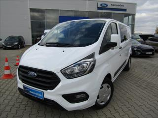 Ford Transit Custom 2,0 MHEV L2,Spací vestavba, minibus nafta
